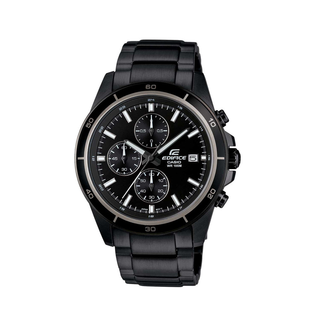 Casio Edifice EFR-526BK-1A1 Watch ( New with Tags)