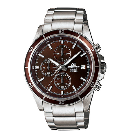 Casio Edifice Chronograph EFR-526D-5A Watch (New With Tags)