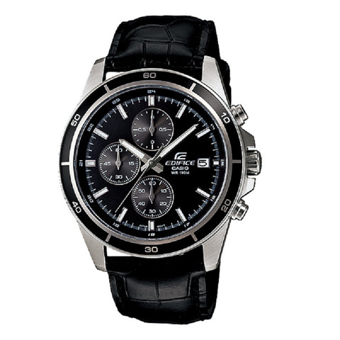 Casio Edifice Chronograph EFR-526L-1A Watch (New With Tags)