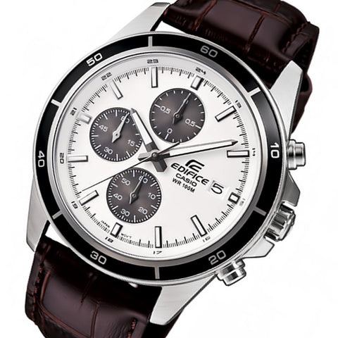 Casio Edifice Chronograph EFR-526L-7A Watch (New with Tags)