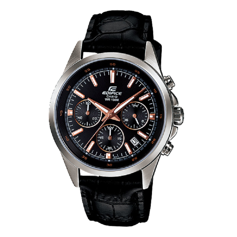 Casio Edifice Chronograph EFR-527L-1A Watch (New With Tags)