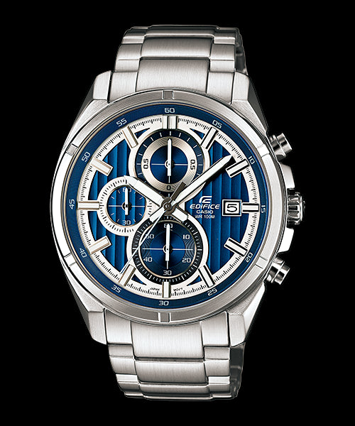 Casio Edifice Chronograph EFR-532D-2A Watch (New With Tags)