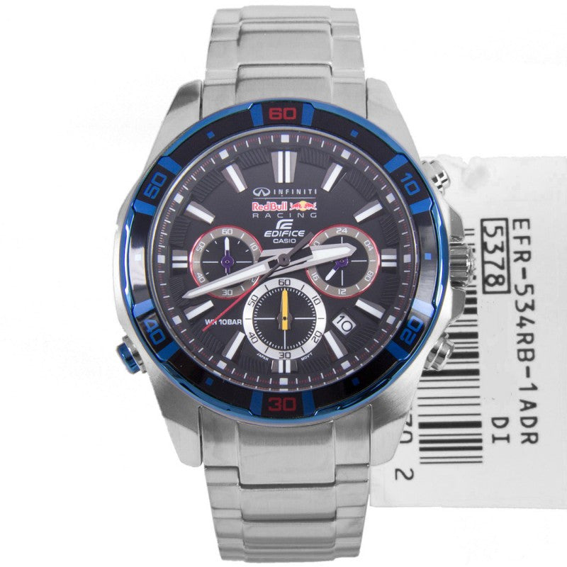 Casio Edifice Infiniti EFR-534RB-1A Watch (New with Tags)