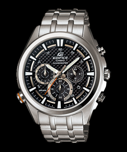 Casio Edifice Chronograph EFR-537D-1A Watch (New With Tags)