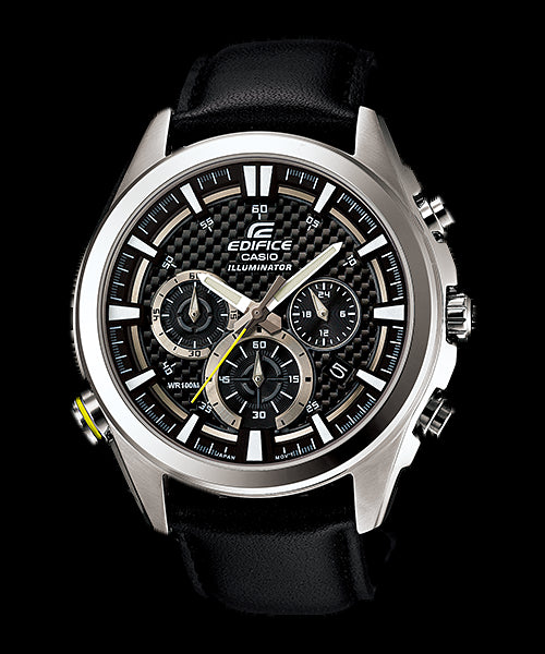 Casio Edifice Chronograph EFR-537L-1A Watch (New With Tags)