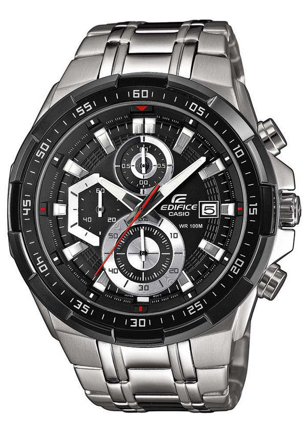 Casio Edifice Chronograph EFR-539D-1A Watch (New With Tags)