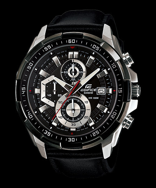 Casio Edifice Chronograph EFR-539L-1A Watch (New With Tags)