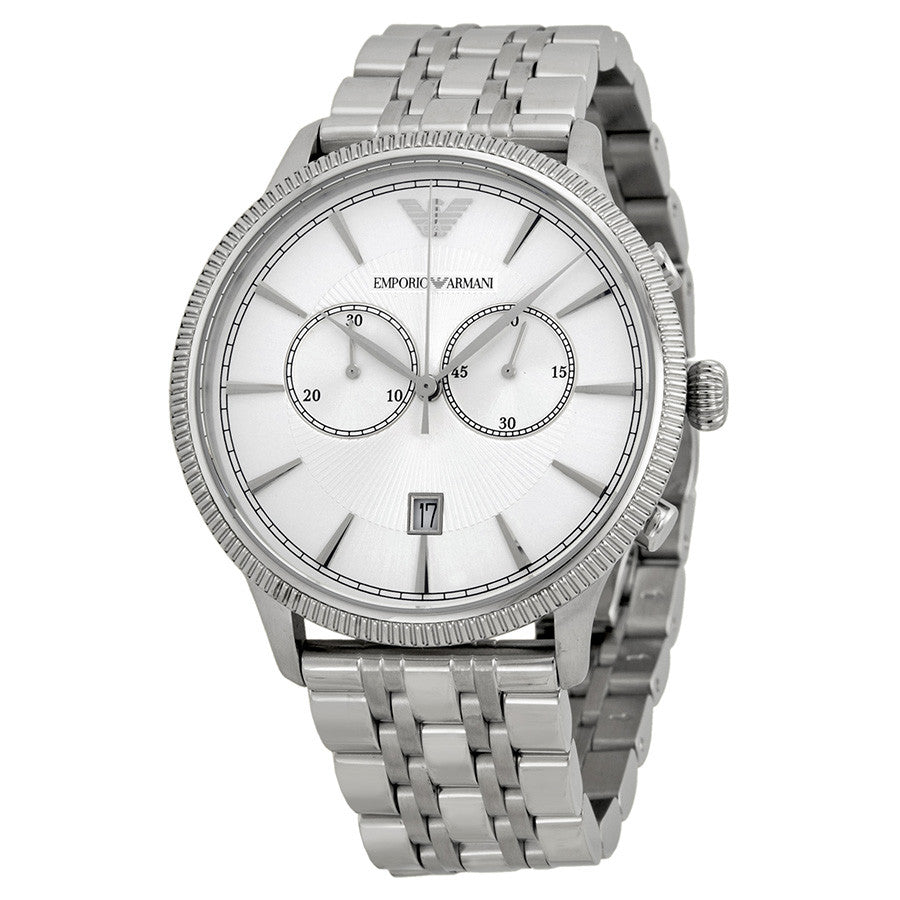 Emporio Armani Classic Chronograph AR1796 Watch (New with Tags)