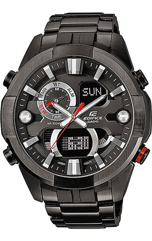 Casio Edifice ERA-201BK-1A Watch (New with Tags)