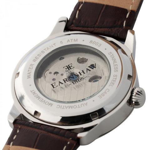 Earnshaw Regency ES-8003-02 Watch  (New With Tags)