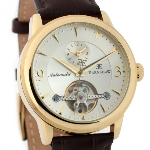 Earnshaw Regency ES-8003-04 Watch (New with Tags)
