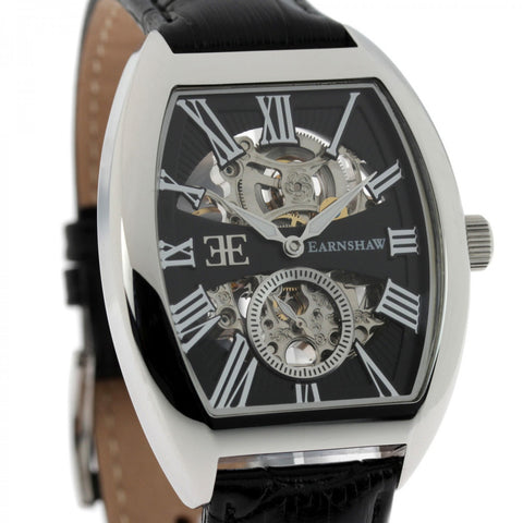 Earnshaw Holborn ES-8015-01 Watch (New with Tags)