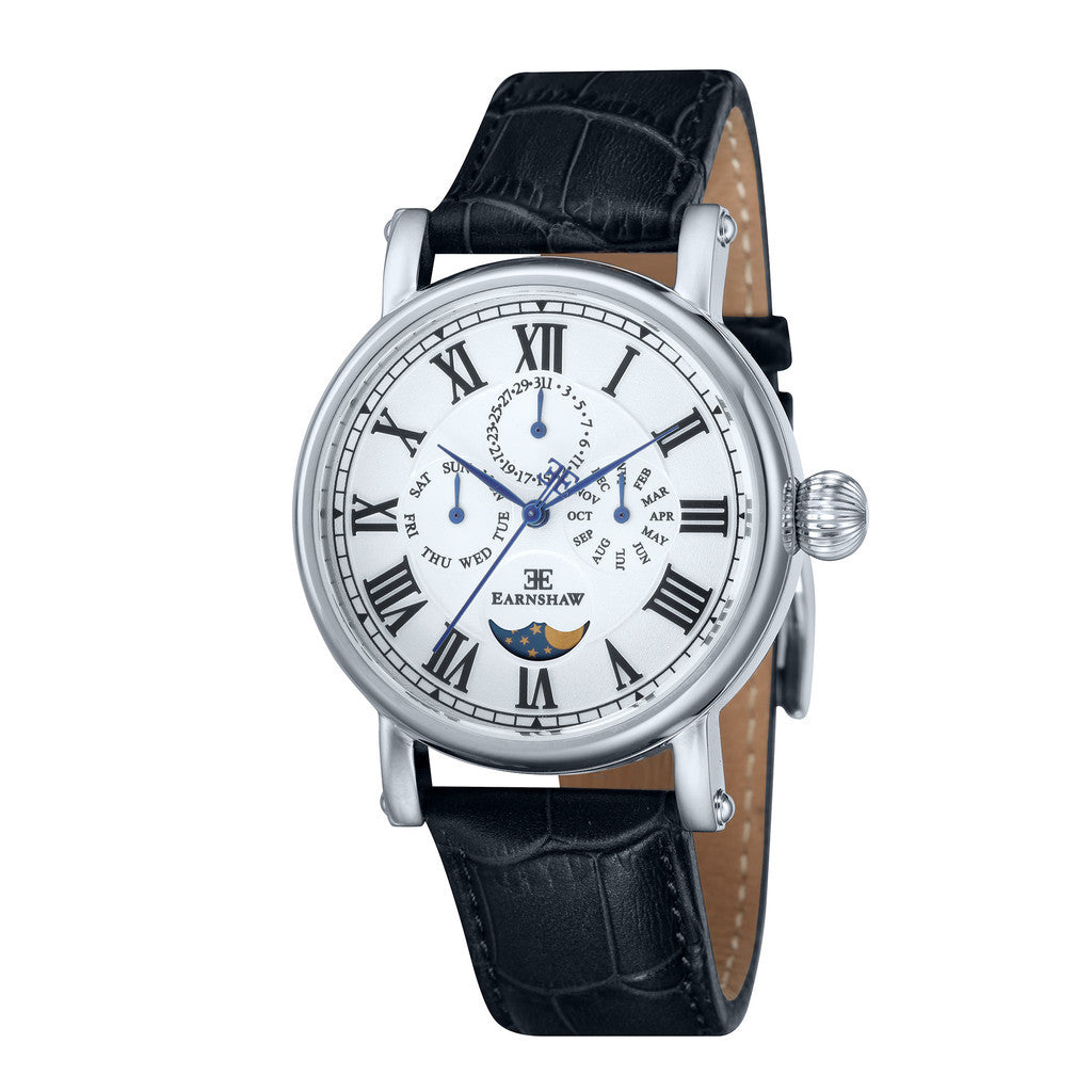Earnshaw Maskelyne ES-8031-01 Watch (New with Tags)