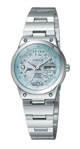 Citizen Eco-Drive Wicca EW3081-59D Watch (New with Tags)
