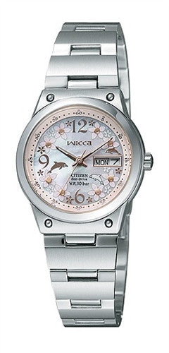 Citizen Eco-Drive Wicca EW3081-59W Watch (New with Tags)