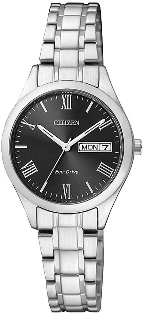 Citizen Eco-Drive Sapphire EW3191-51E Watch (New with Tags)