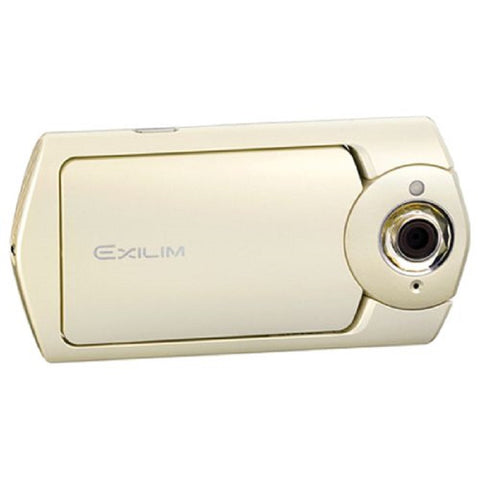 Casio EXILIM EX-TR60 White Digital Camera