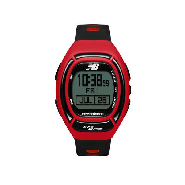 New Balance Ex2 906 NB GPS 001 Red Running Watch