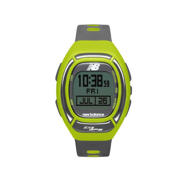 New Balance Ex2 906 NB GPS 002 Green Running Watch