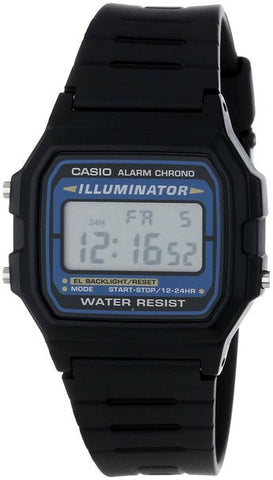 Casio Classic Standard Digital F-105W-1A Watch (New with Tags)