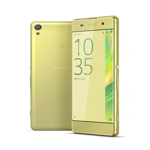 Sony Xperia XA Dual 16GB 4G LTE Lime Gold (F3116) Unlocked