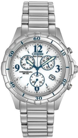 Citizen Eco-Drive Chronograph FB1350-58A Watch (New with Tags)
