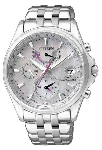 Citizen Eco-Drive Global Radio Controlled AT FC0010-55D Watch (New with Tags)