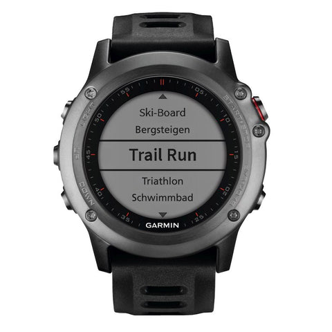 Garmin Fenix 3 Multisport Training 010-01338-01 GPS Watch (Gray)