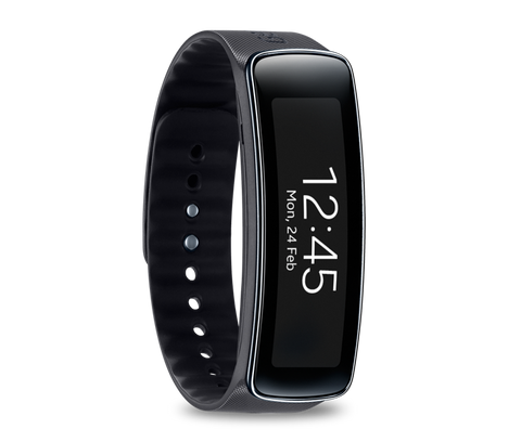 Samsung Galaxy Gear Fit R3500 Charcoal Black