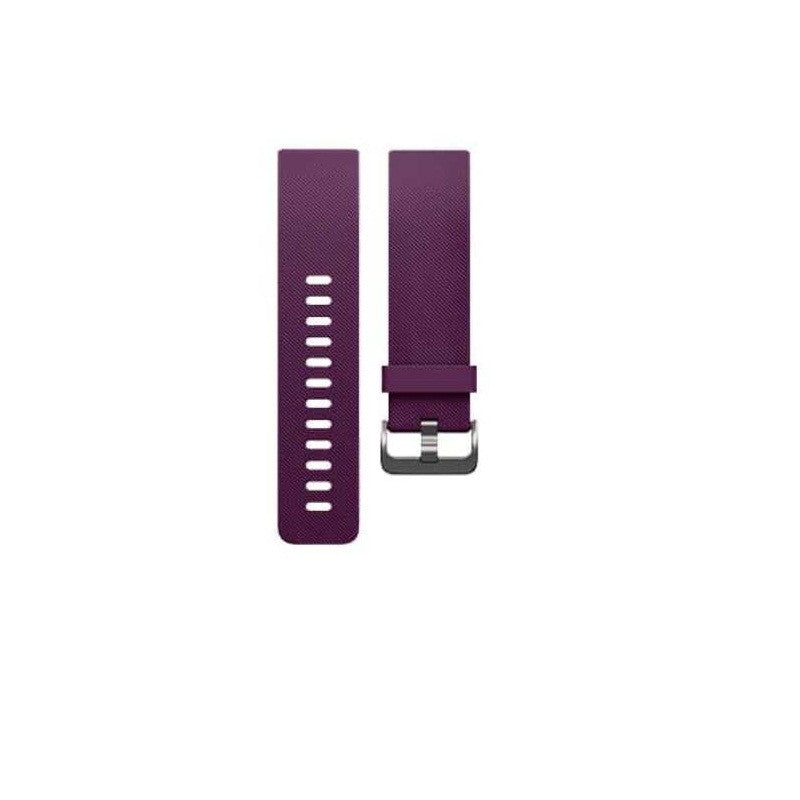 Fitbit Blaze Sports Band Strap Only Large (Purple)