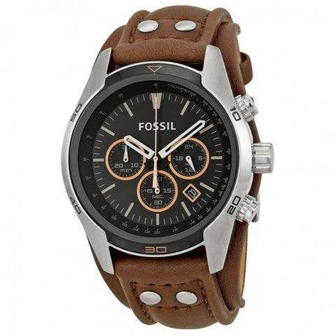 Fossil Coachman Chronograph CH2891 Watch (New with Tags)