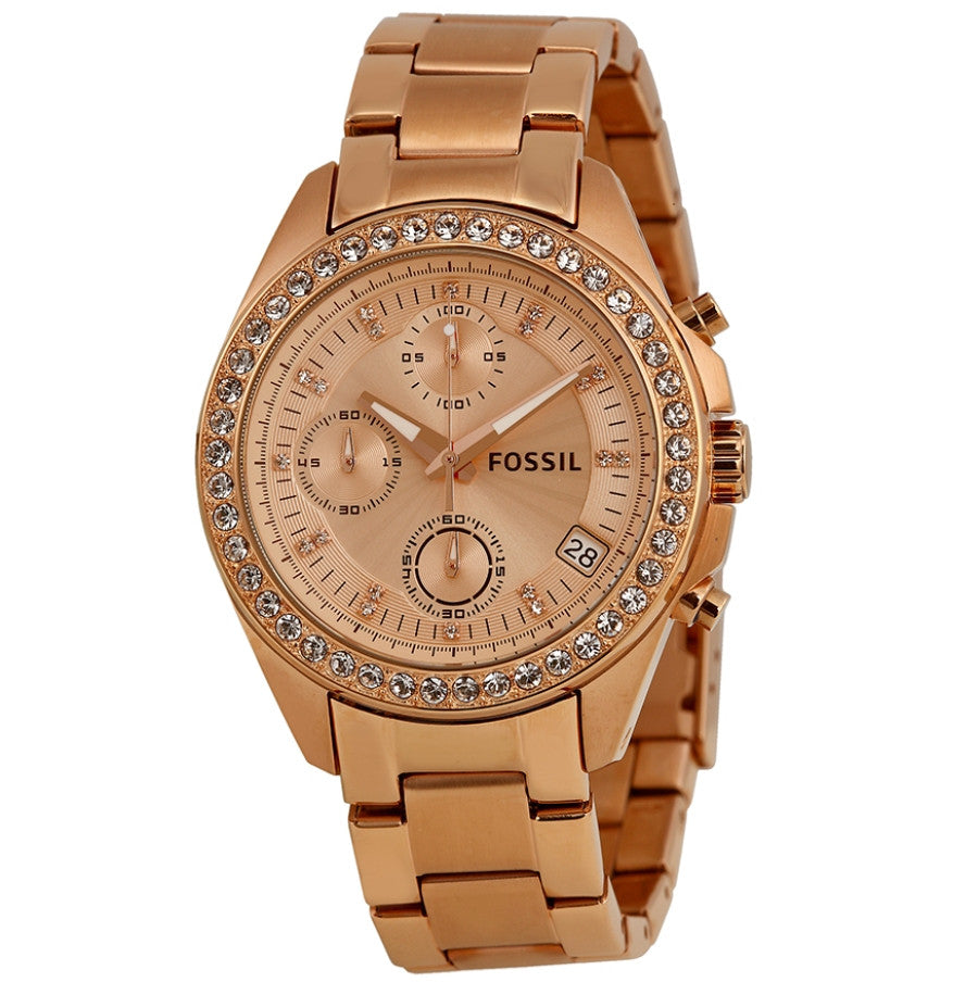 Fossil Decker Chronograph ES3352 Watch (New with Tags)
