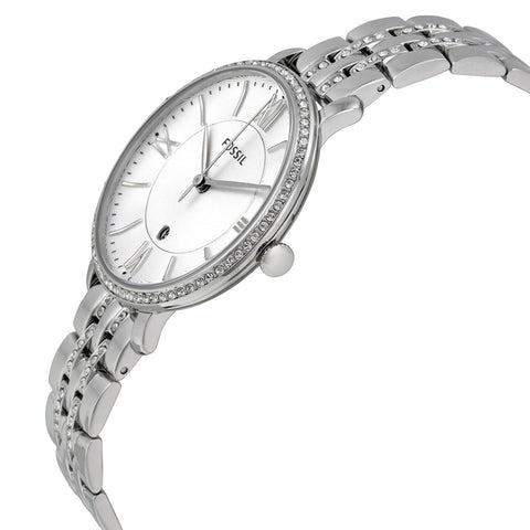 Fossil Jacqueline Crystallized Glitz ES3545 Watch (New with Tags)