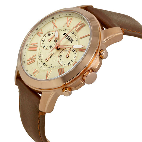 Fossil Grant Chronograph FS4991 Watch (New with Tags)