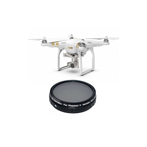 Freewell MC Variable ND Filter ND 2-400 For DJI Phantom 3 Pro/Adv