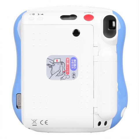 Fuji Film Instax Mini 25 Blue Instant Camera