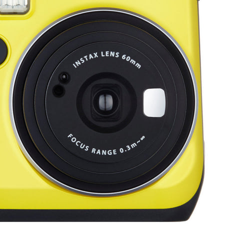Fuji Film Instax Mini 70 Canary Yellow Instant Camera