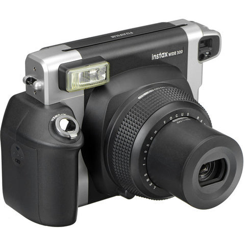 Fuji Film Instax Wide 300 Black Instant Camera