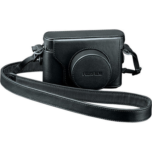 Fuji Film LC-X20 Leather Case for X20 Camera