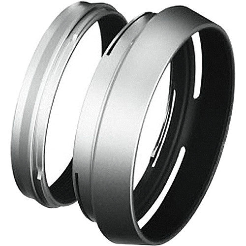 Fuji Film LH-X100 Hood and Adapter Ring for X100s
