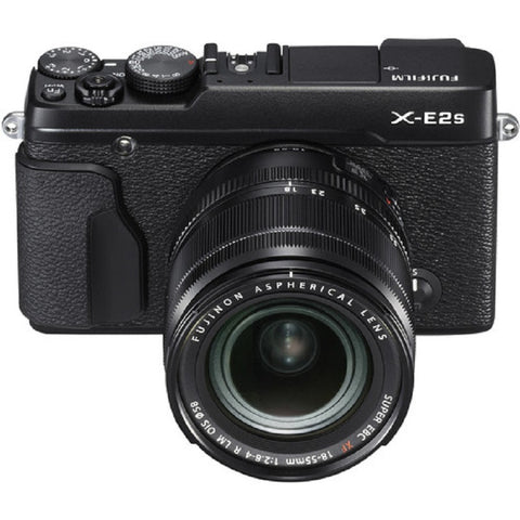 Fujifilm X-E2S Kit with 18-55mm Lens Black Mirrorless Digital Camera