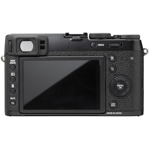 Fuji Film X100T Black Digital Camera