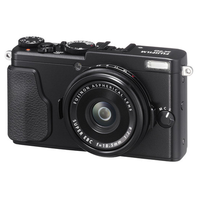 Fujifilm X70 Black Digital Camera