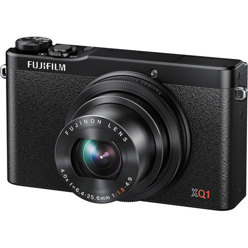 Fujifilm X Q1 Black Digital Camera