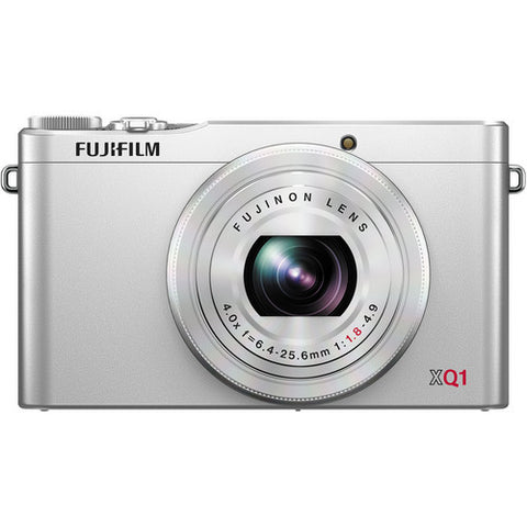 Fujifilm X Q1 Silver Digital Camera