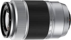 Fuji Film Fujinon XC 50-230mm f4.5-6.7 OIS Silver Lens(White Box)