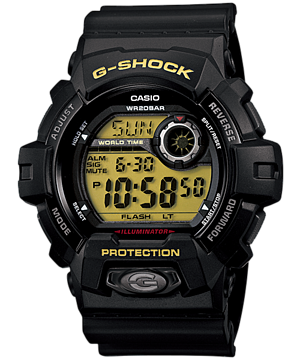 Casio G-Shock Standard Digital G-8900-1 Watch (New with Tags)