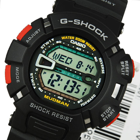 Casio G-Shock Standard Digital G-9000-1V Watch (New with Tags)