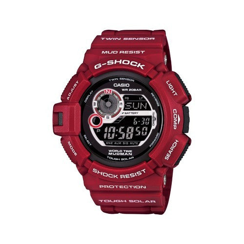 Casio G-Shock Standard Digital G-9300RD-4 Watch (New with Tags)
