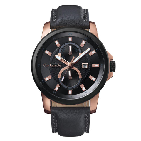 Guy Laroche TimePieces GL-G3001-03 Watch (New With Tags)